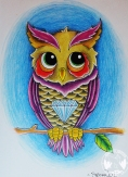 Tattoo Owl